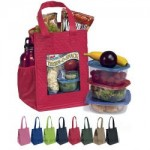 Insulated Therm-o-Snack Reusable Lunch Bag