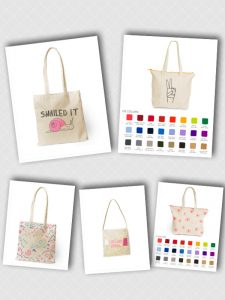 New Tote Bags Made in USA