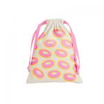 Trinket Bag with Ribbon