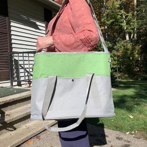 Hearty Cooler Tote
