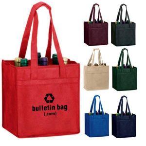Six Bottle Bag