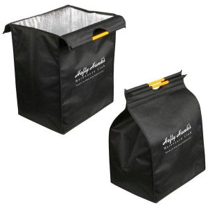 Jumbo Insulated Recycled Grocery Bag