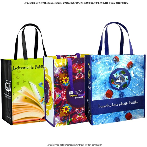 how to prepare artwork for nonwoven bag