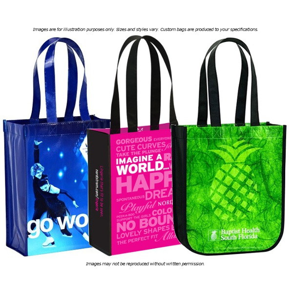 6219bc71fa Nonwoven Polypropylene Custom Gift Bags