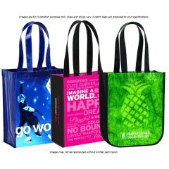 Custom Promotional Bags Bulk | Bulletin Bag